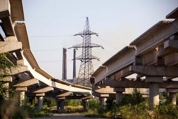 Власти Керчи объявили о сносе недостроенного автомобильного моста