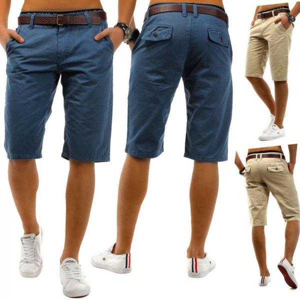 Дизайнеры выведали верную длину мужских шорт