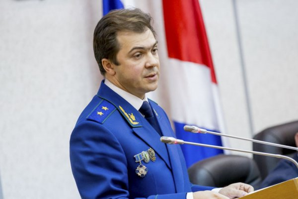 Доворовался? Путин освободил от должности Прокурора Приморского края