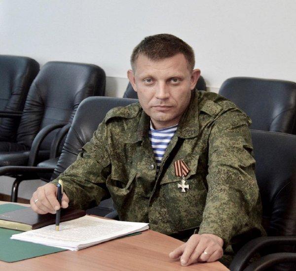 По стопам Донецка: Переулок в Ростове предложили переименовать в честь Захарченко