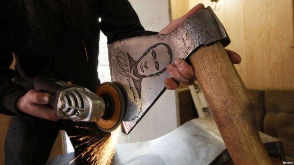 Ущерб от погрома выставки на «Винзаводе» составил 20 тысяч евро