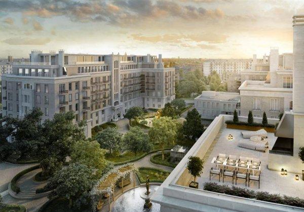 Озвучена цена самой дорогой квартиры в Москве