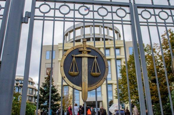 Лидеры «СтопХама» прокомментировали решение Мосгорсуда о запрете организации