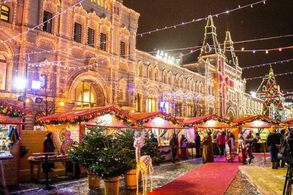 Рождественские каникулы, согласно мировым рейтингам, лучше всего проводить в Москве