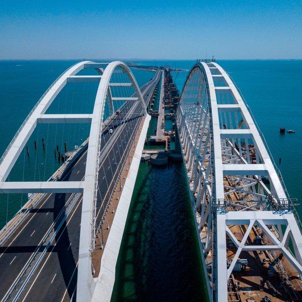 Железнодорожные подходы к Крымскому мосту сместят из-за археологической находки