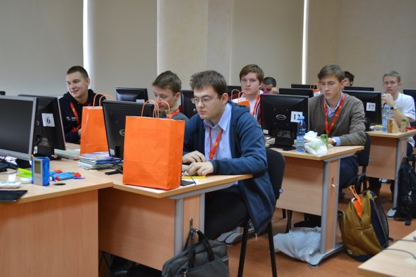 Московские школьники – победители финала Всероссийской командной олимпиады по программированию