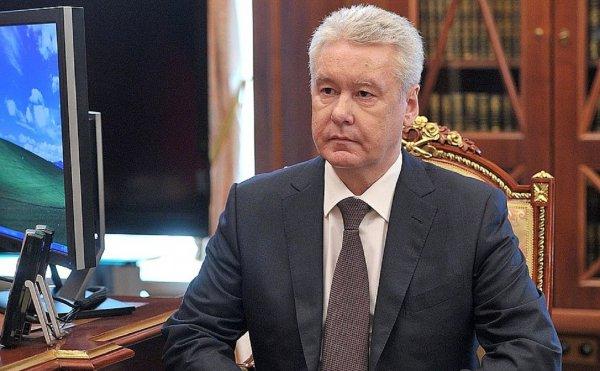 Собянин показал новогодние трамваи для москвичей и разгневал подписчиков