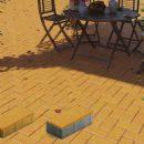 Тротуарная брусчатка прослужит полвека