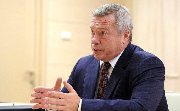 Губернатор Ростовской области считает зарплату дончан мизерной