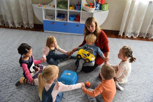 Счастливому детству — быть! В Московской области планируют реформу дошкольного образования