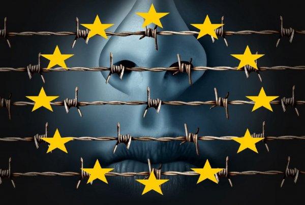 «Перепутали кнопку - обрубили Интернет»: Депутаты Европарламента ошибочно проголосовали «за»