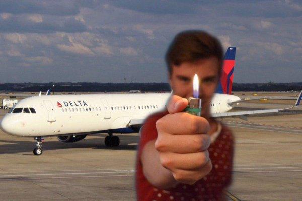 «Все русские — дебоширы»: Возгорание рейса в Анталию может привести к запрету зажигалок на самолётах