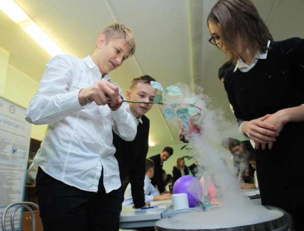 «Сбербанк» Москвы стал участником проекта для учащихся столичных школ