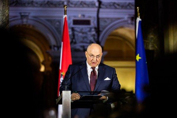 Президент ЕЕК Вячеслав Моше Кантор о конференции в Брюсселе: цель – укрепить безопасность всех граждан