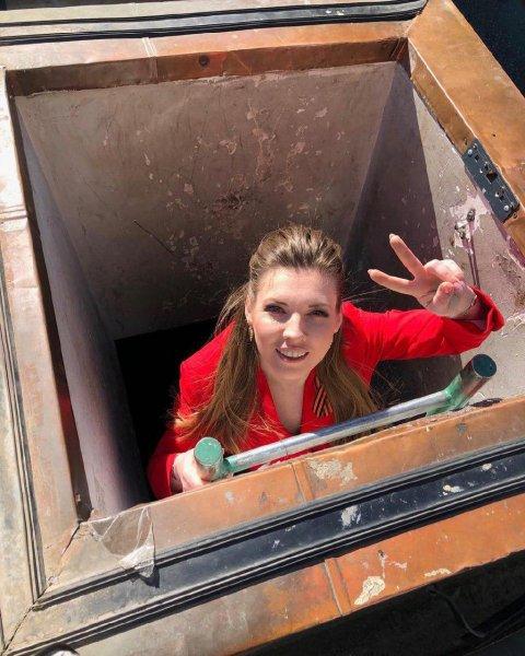 Оля, вылезай из мусорки! Россияне раскритиковали работу журналистки Скабеевой