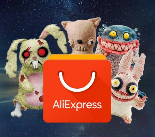 Мамам на заметку. Игрушки с AliExpress способны навсегда испортить детям психику