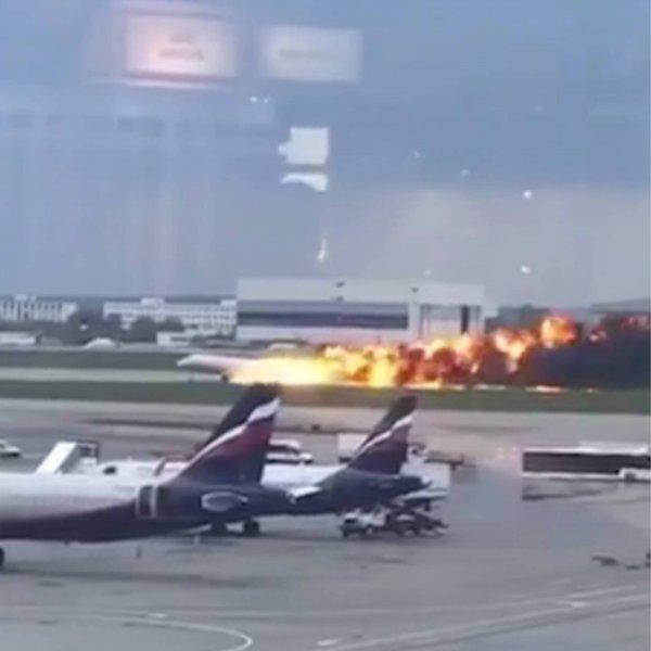 Выживших в Шереметьево пассажиров SSJ-100 может ожидать уголовное преследование
