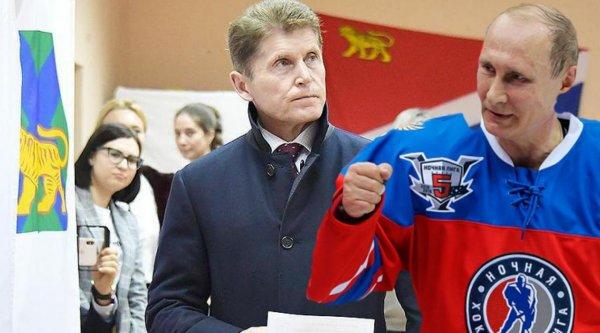 Путин — фаворит! Кожемяко может принять участие в матче «ночной хоккейной лиги» в 2020 году
