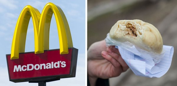 Ошиблись или наплевали?: McDonalds в Москве подменяет срока годности на «просрочке» — клиент