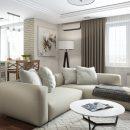Надежный дизайн квартир с гарантией от компании stroyhouse.od.ua