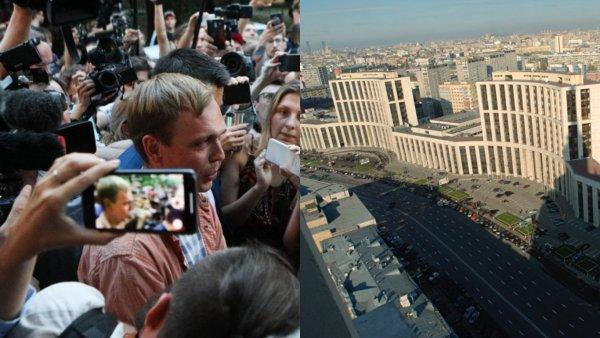 Более полутора тысяч человек пришли на митинг в поддержку Голунова – МВД