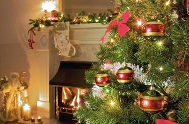 Такой теплый зимний праздник — Новый год