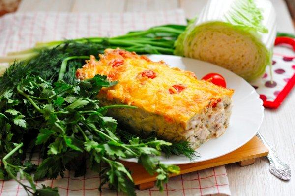 Запеканка «Сельская». Рецепт простого блюда с печенью назвала домохозяйка