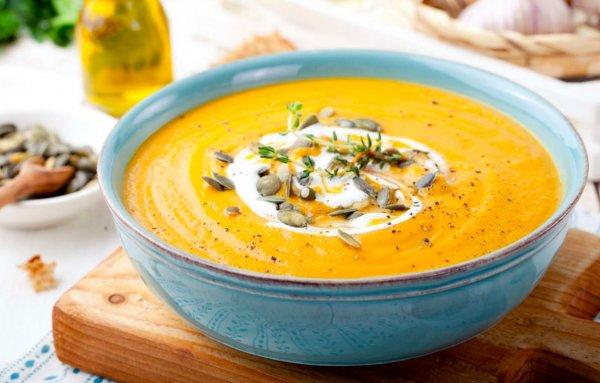 Тыквенный суп, вкус которого удивит даже гурманов