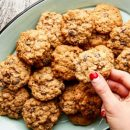 Сладкое фитнес-печенье. Как приготовить легкий десерт к чают без вреда для фигуры