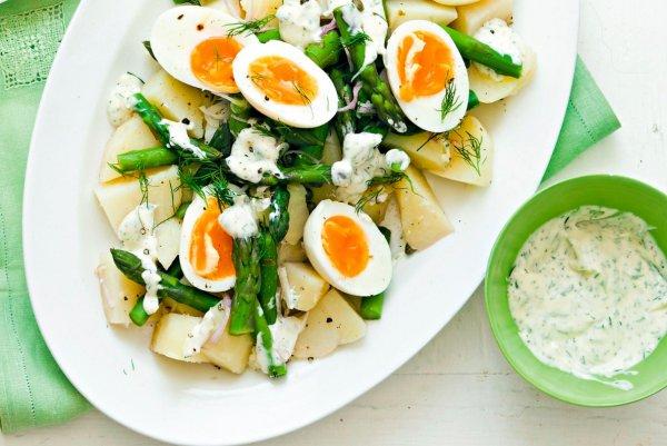 Рецепт легкого салата на ужин раскрыла хозяйка