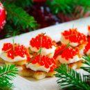 Сколько красной икры можно съесть на Новый год рассказала диетолог