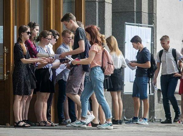 Киев отменил режим самоизоляции для абитуриентов из Донецка и Луганска