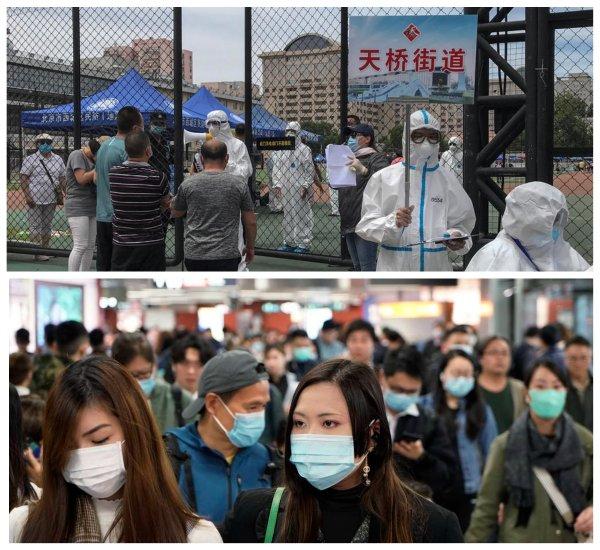 Вирусолог считает, что новый Covid-19 из Пекина опаснее уханьского