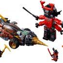 Лучшие наборы Лего Ниндзяго
