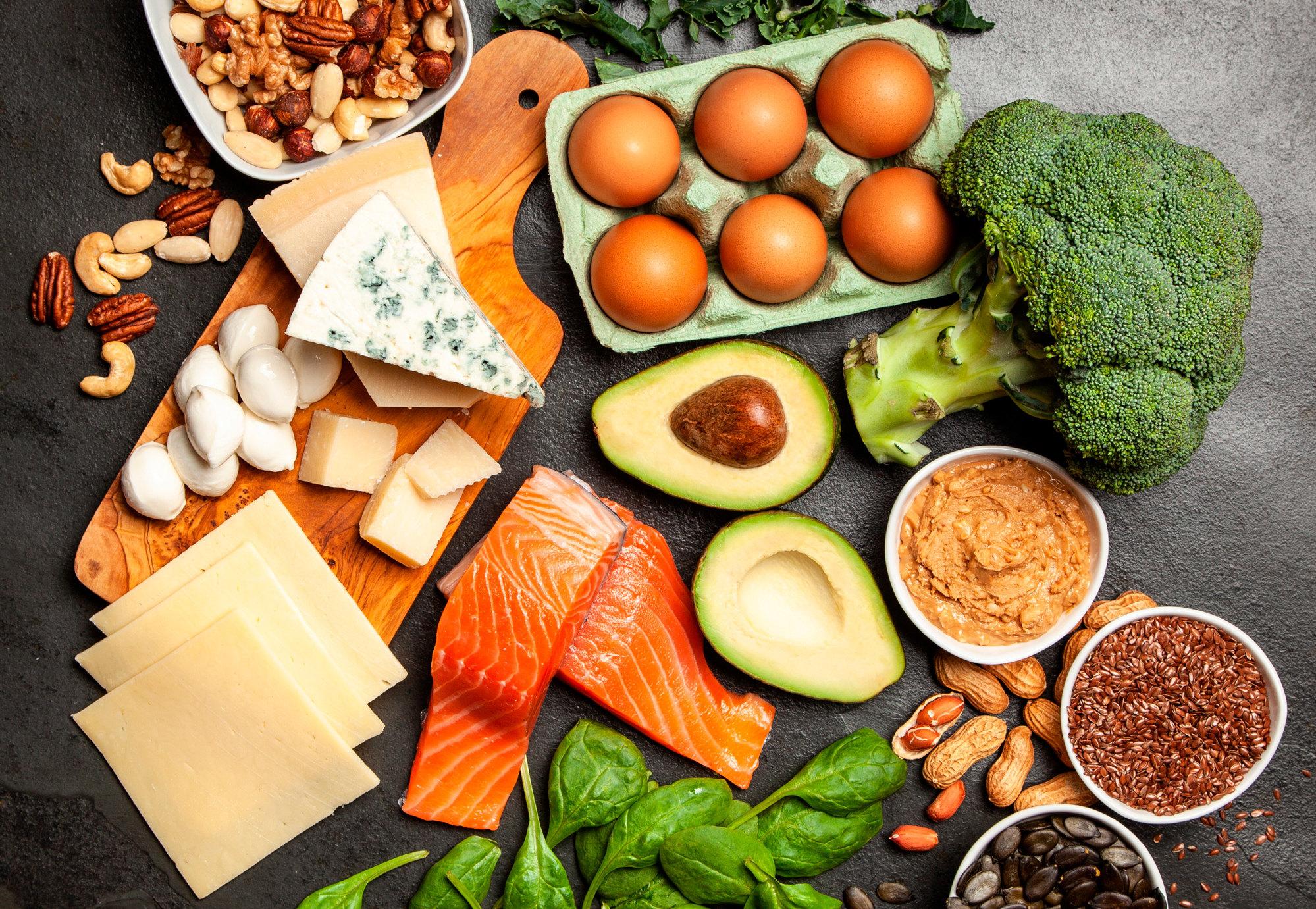 Кетоз как механизм для снижения веса